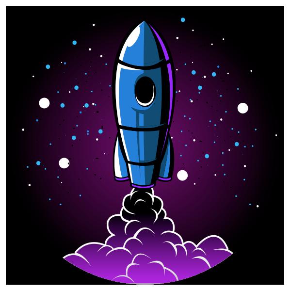 rocket-mauve